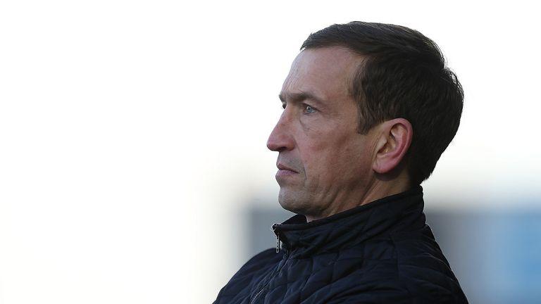 Justin Edinburgh: Adds George Smith to his Northampton squad
