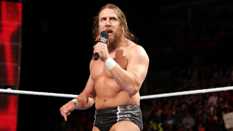 Daniel Bryan's final match before his retirement through injury was on SmackDown in London in April 2015
