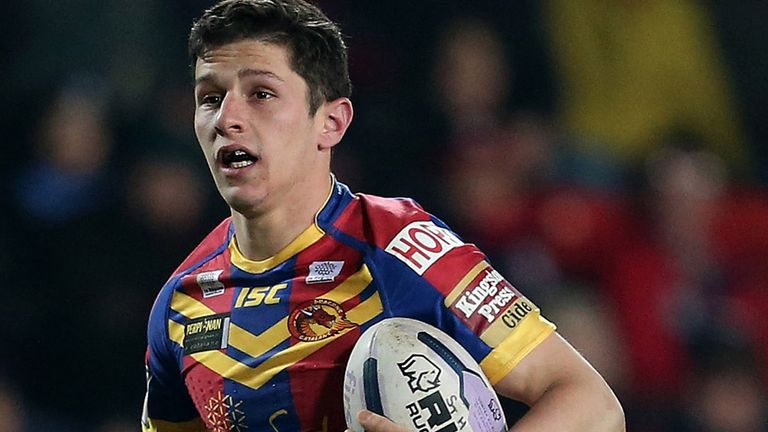 Morgan Escare: Catalan star did not think he was tackled against Salford