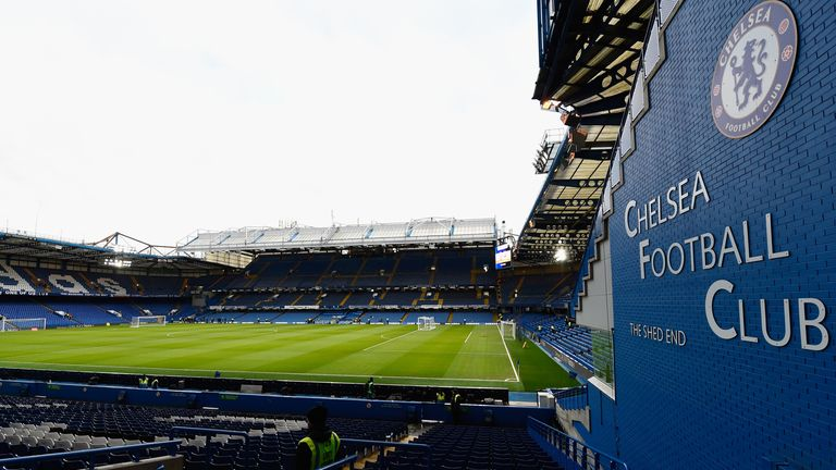 Stamford Bridge: The home of Chelsea Football Club