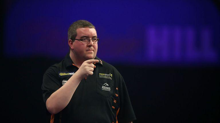 Stephen Bunting Darts