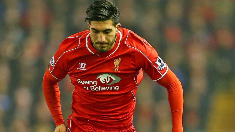 Emre Can: Has impressed Thommo
