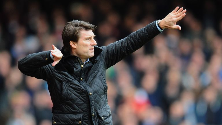 Michael Laudrup: Former Swansea manager out of QPR running