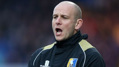 Adam Murray: Angry at poor performance