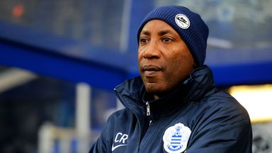 Chris Ramsey: QPR need results - and fast.