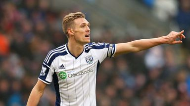 Darren Fletcher has been named captain of his new club West Brom