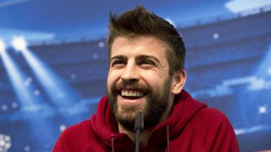 Gerard Pique says Barcelona are in good form, despite Saturday