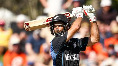 Grant Elliott, off to spend the summer with Leicestershire