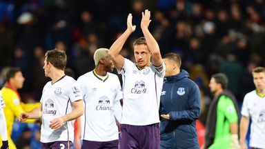 Phil Jagielka: Says victory at Selhurst Park was a welcome boost ahead of some tough fixtures