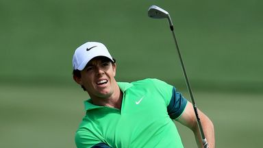 Rory McIlroy: Finished with a flourish after horrid start