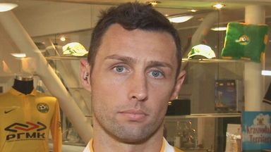 Scott McDonald: Striker has signed for Motherwell on a short-term deal