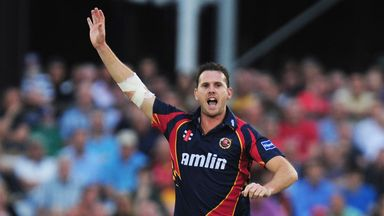 Shaun Tait impressed for Essex in his first stint with the county two years ago