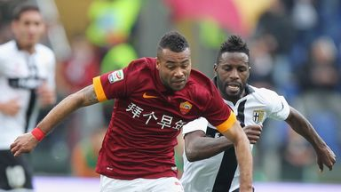 Ashley Cole has been told he can leave Roma