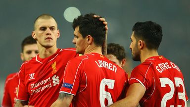 Liverpool: Cleared by UEFA of breaching FFP rules