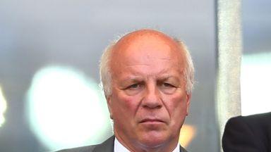 Greg Dyke: Chairman of the FA says Sepp Blatter must go
