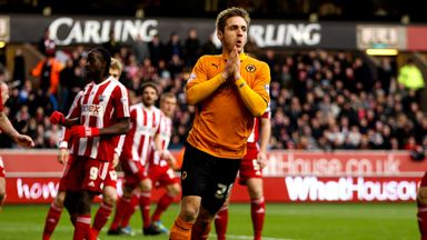 Kevin Doyle: Set to end six-year spell at Molineux