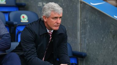 Mark Hughes: No return for Victor Moses