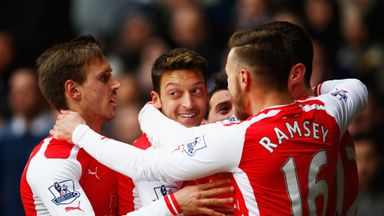 Mesut Ozil: Unlikely to face disciplinary action