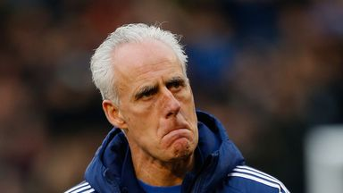 Mick McCarthy: Happy with squad so far