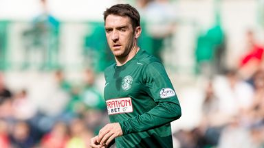 Paul Heffernan: Hibernian striker has move to Dundee