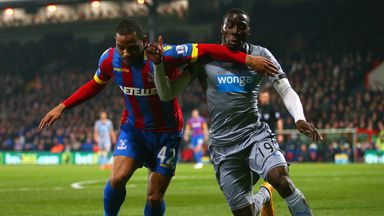 Crystal Palace will look to bounce back from their Monday Night Football defeat when Newcastle come to town