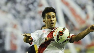 Rayo Vallecano's forward Alberto Bueno smashed in four goals for the hosts