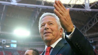 Robert Kraft: No pressure from NFL