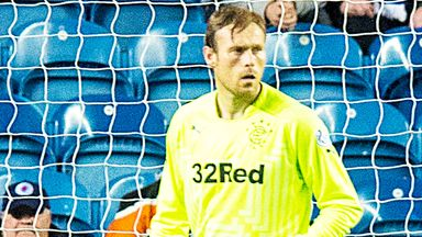 Steve Simonsen: Rangers goalkeeper was involved in betting offences