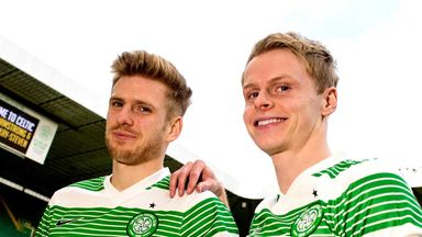 Stuart Armstrong and Gary Mackay-Steven: Impressive starts to Celtic careers