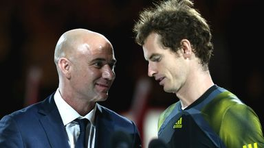 Andre Agassi: Great Britain have huge advantage with Andy Murray