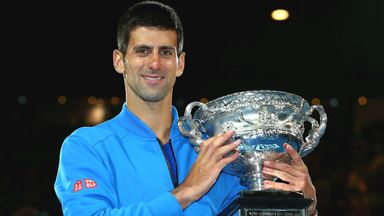 Novak Djokovic: Secured Australian Open title for a fifth time