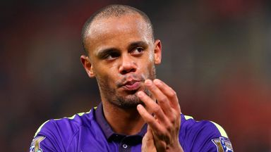 Vincent Kompany: Confident Manchester City can overhaul Chelsea this season.