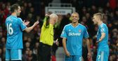 Got the wrong man? We look at when referees punished the incorrect player