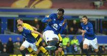 Romelu Lukaku scores against Young Boys