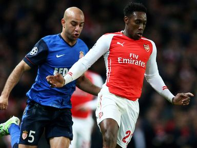Danny Welbeck looks set to miss the FA Cup final