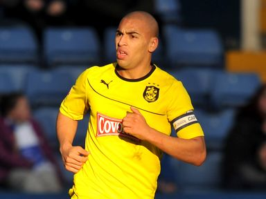 James Vaughan: Struggling with a knee injury