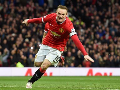 Wayne Rooney: Fancied to get on the scoresheet again