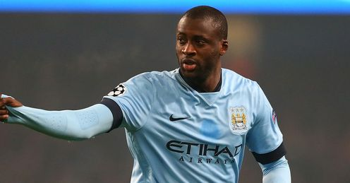 Yaya Toure: Linked with move away from City