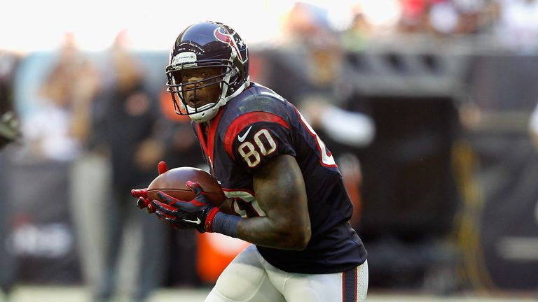 Andre Johnson Signs For Indianapolis Colts Nfl News