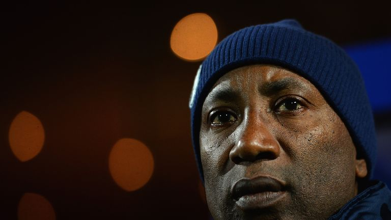 Chris Ramsey had big boots to fill at QPR