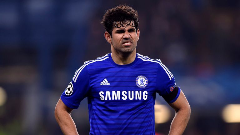 Diego Costa is due a goal in the Premier League