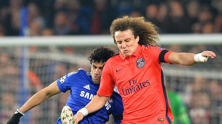Paris Saint-Germain face Chelsea in the Champions League last-16 in February