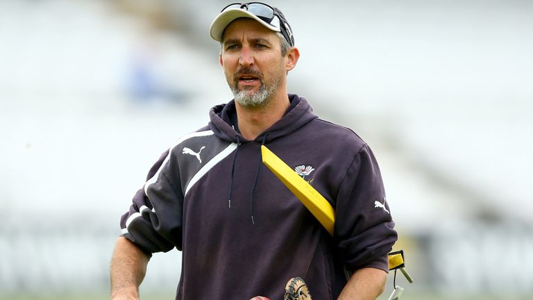 Former Yorkshire coach Jason Gillespie will also work with Ponting and Justin Langer