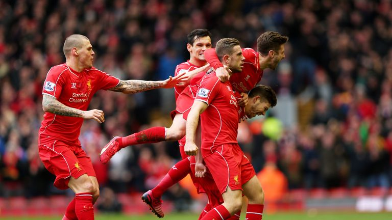 Liverpool are on fine form, seeing off Man City on Sunday