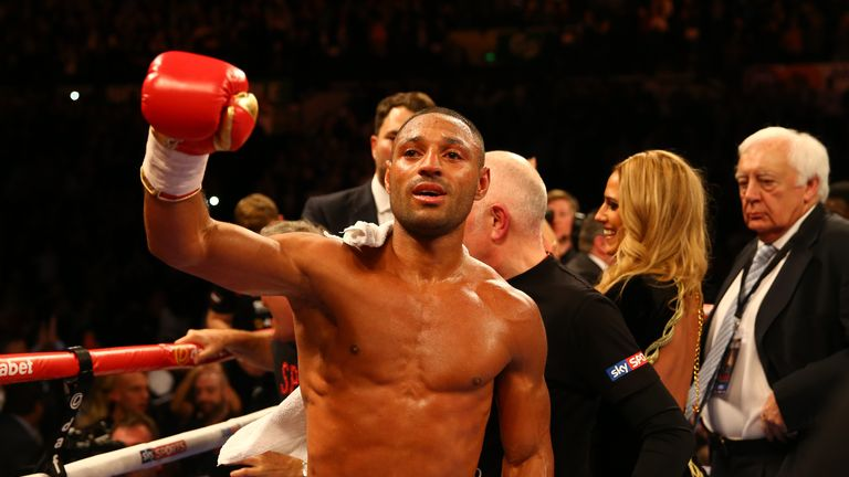 Kell Brook: focused and firing on all cylinders, says Froch