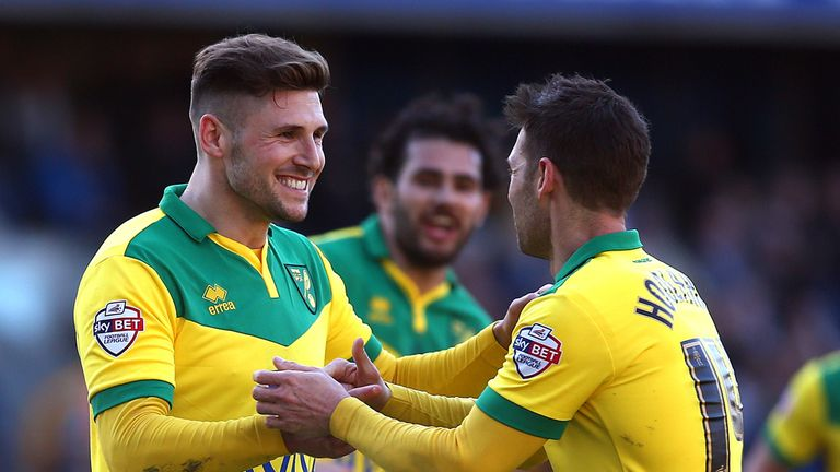 Gary Hooper: Late winner for Norwich