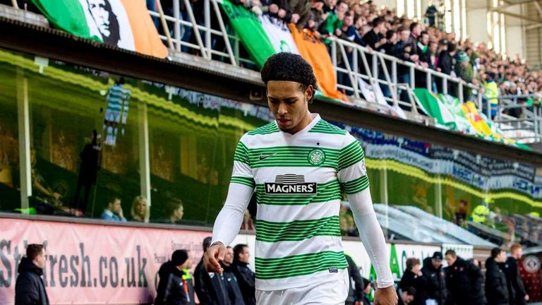 Virgil van Dijk: 'He enjoys his life in Glasgow'