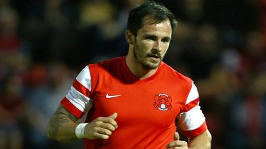 Chris Dagnall: Rejected new contract offer