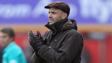 Paul Tisdale: Happy to end season on a high