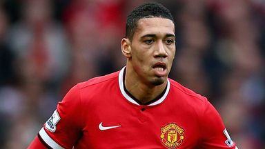 Chris Smalling: England centre-back not for sale